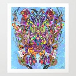 Swaruppa Art Print
