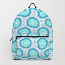 Agata Blue Sea Backpack