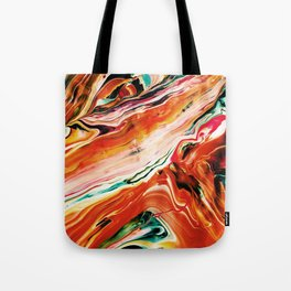 Split Tote Bag