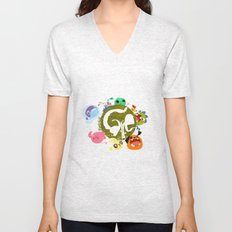 CARE - Love Our Earth Unisex V-Neck