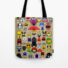 HeadGears Tote Bag