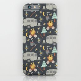 Airstream Camping iPhone Case