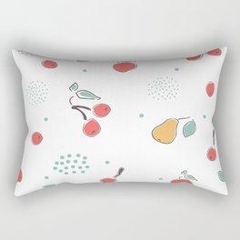 Cute fruits Rectangular Pillow