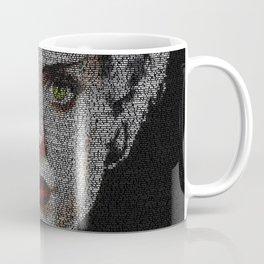 The Bride of Frankenstein Screenplay Print Coffee Mug
