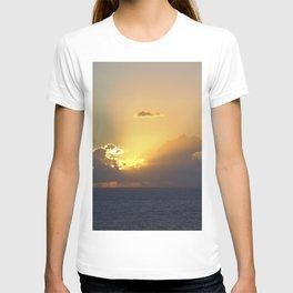 Sunset, Amalphi coast, Italy 2 T-shirt