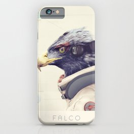 Star Team - Falco iPhone Case