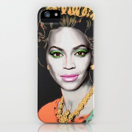 Queen Bey iPhone Case