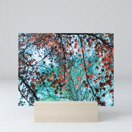 Maple Tree Mini Art Print
