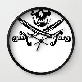 8bit piracy  Wall Clock