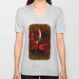 GOOD NIGHT TO DIE - 039 Unisex V-Neck