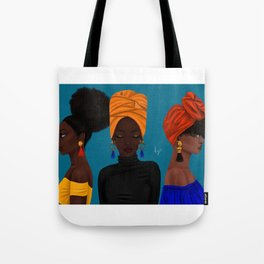 afrocentric Tote Bag