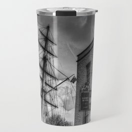 The Cutty Sark and Gypsy Moth Pub Travel Mug