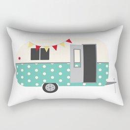 Trailer, Camper Rectangular Pillow