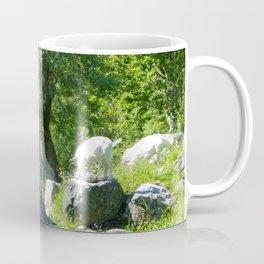 Goats Enjoying Summer Coffee Mug