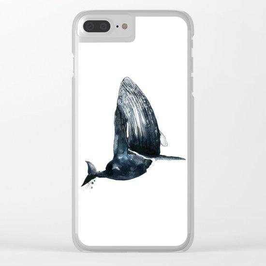 Gloria. Clear iPhone Case