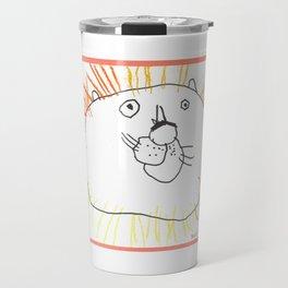 Lion the Lion Travel Mug