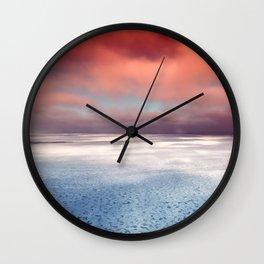 Hudson Bay 4 Wall Clock