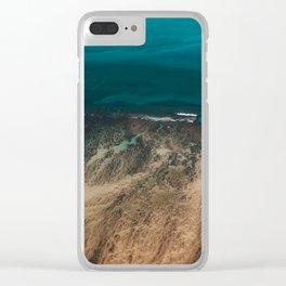 Hawaiian Sea Clear iPhone Case