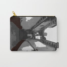 Town Alley Carry-All Pouch