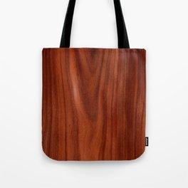 Beautiful red wood design Tote Bag