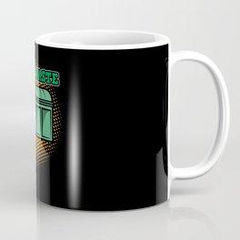 Zero Waste Environmental Awareness for bin recycle Coffee Mug
