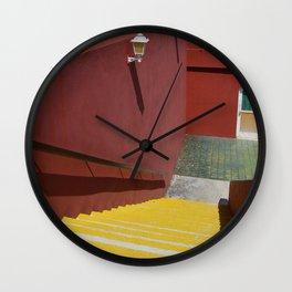 Cuban hotel Wall Clock