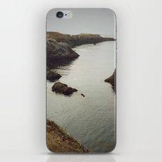 Northern California Cliffs iPhone & iPod Skin