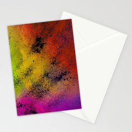 Spray Paint  Stationery Cards