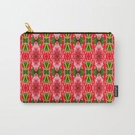 FloralBlitz Carry-All Pouch