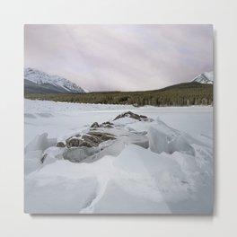 Alberta 12 Metal Print