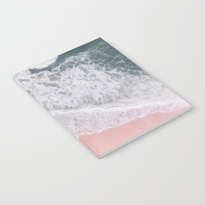 Beaches and Cream Notebook