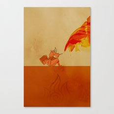 Avatar Roku Canvas Print