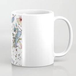Narwhal pattern Coffee Mug