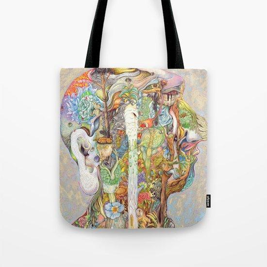 Head nature Tote Bag
