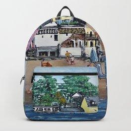 Saundersfoot, Pembrokeshire Backpack