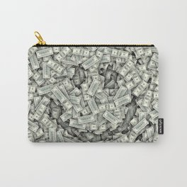 Money smile Carry-All Pouch