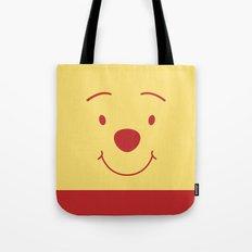 Winnie The Pooh Cute Bear Tote Bag