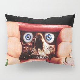 Some Kind of Creepy Pillow Sham