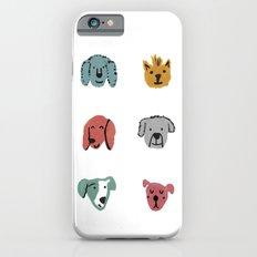Chiens. Perritos. Dogs. Cani iPhone 6s Slim Case