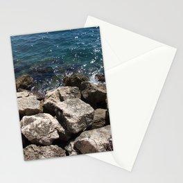 Monaco Sea Rocks Stationery Cards
