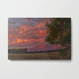 Beautiful Dawn Metal Print