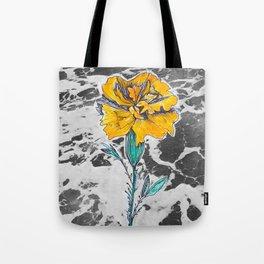 Mari Goldie Tote Bag