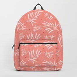 Island Breeze Living Coral Backpack