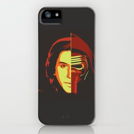 Kylo Ren iPhone Case