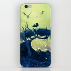 Hannibal death scene - Minnesota Shrike iPhone & iPod Skin