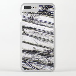 Wing of a Fly Clear iPhone Case