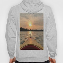 Paddle Into the Sunset Hoody