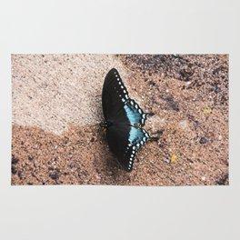 Spicebush Swallowtail III Rug