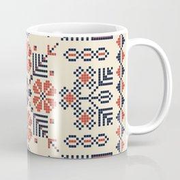 Embroidery from Palestine Coffee Mug