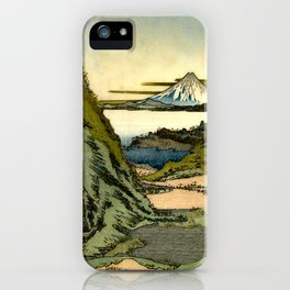 Morning at Sin Ruido iPhone Case